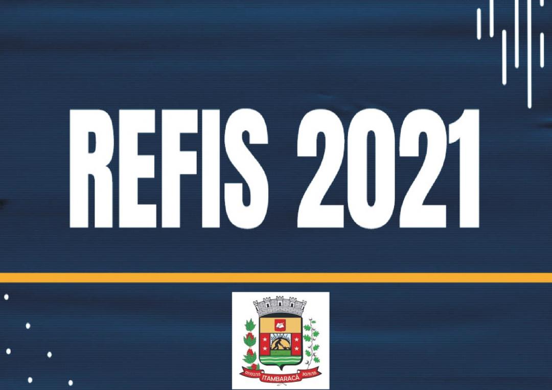 LEI REFIS 2021