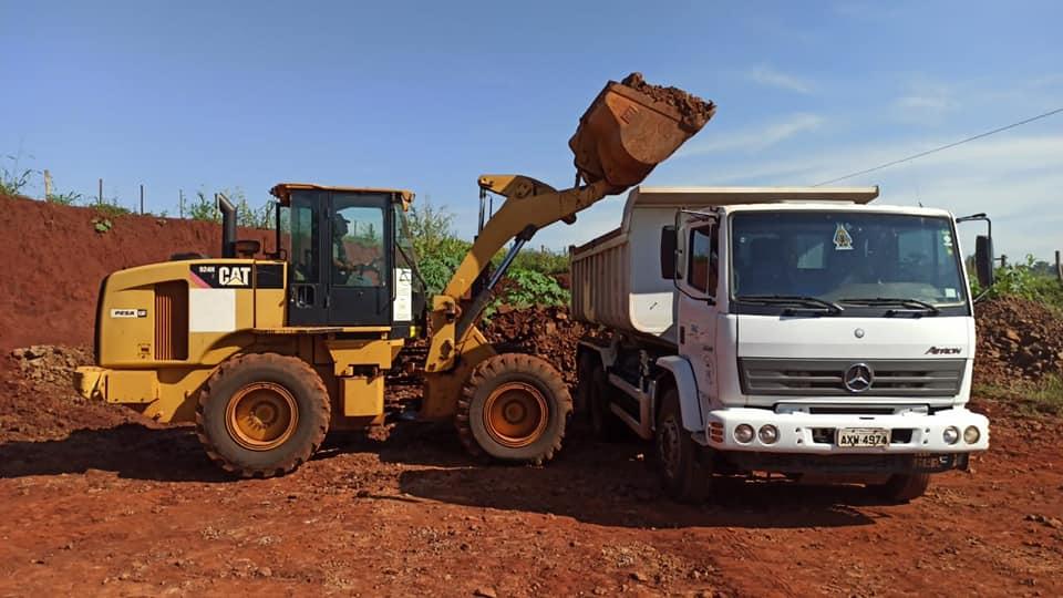 Secretaria de Agricultura de Itambaracá faz operação simultânea de ações em atendimento ao campo
