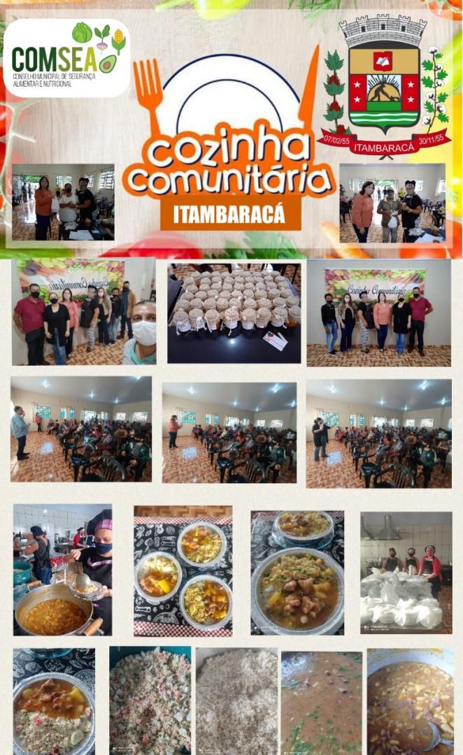 Reabertura da Cozinha Comunitária