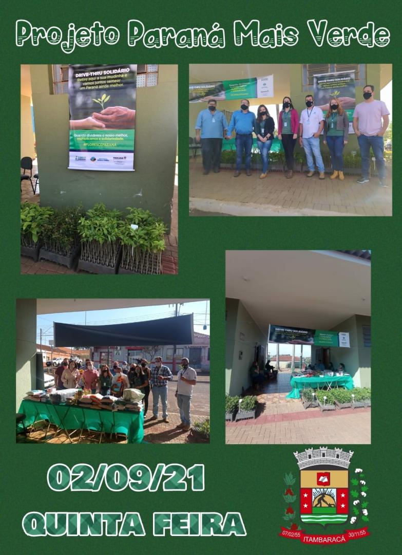 Projeto Paraná Mais Verde