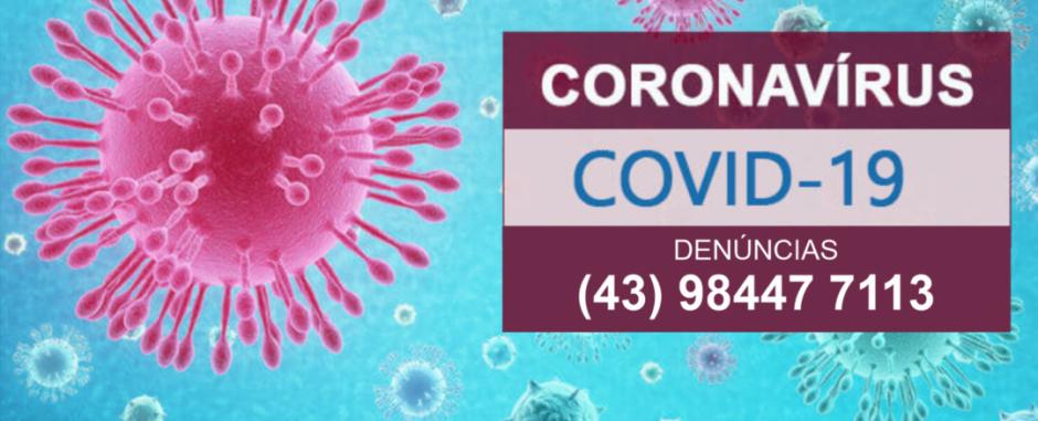Publicações sobre o COVID-19